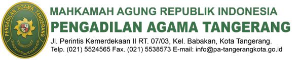 Pengadilan Agama Tangerang Kota